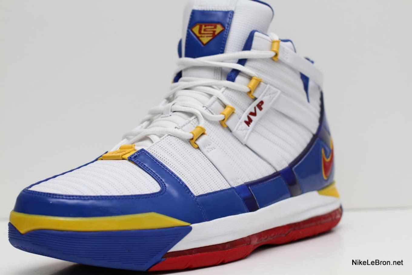 d1286e3f0f2 Nike LeBron Samples That Never Released