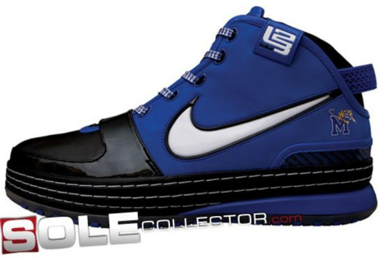 reputable site 1e2b4 0e5d8 Nike LeBron 6