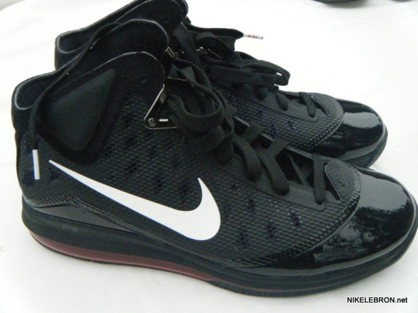 best loved adfdb 58933 Nike LeBron 7 Hyperfuse Sample (2010)