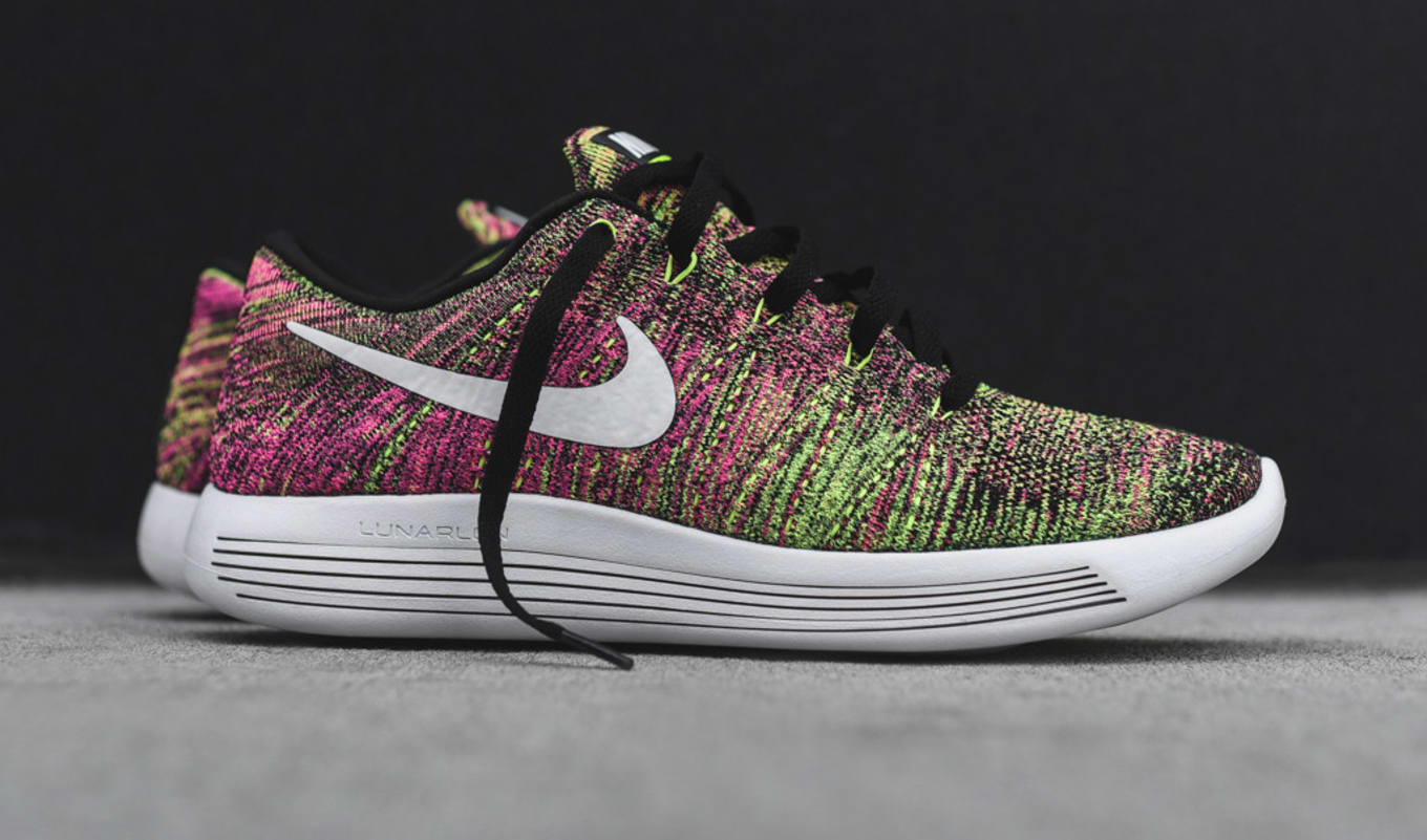 9ac16f3a6790 Nike LunarEpic Flyknit Low Unlimited Multicolor