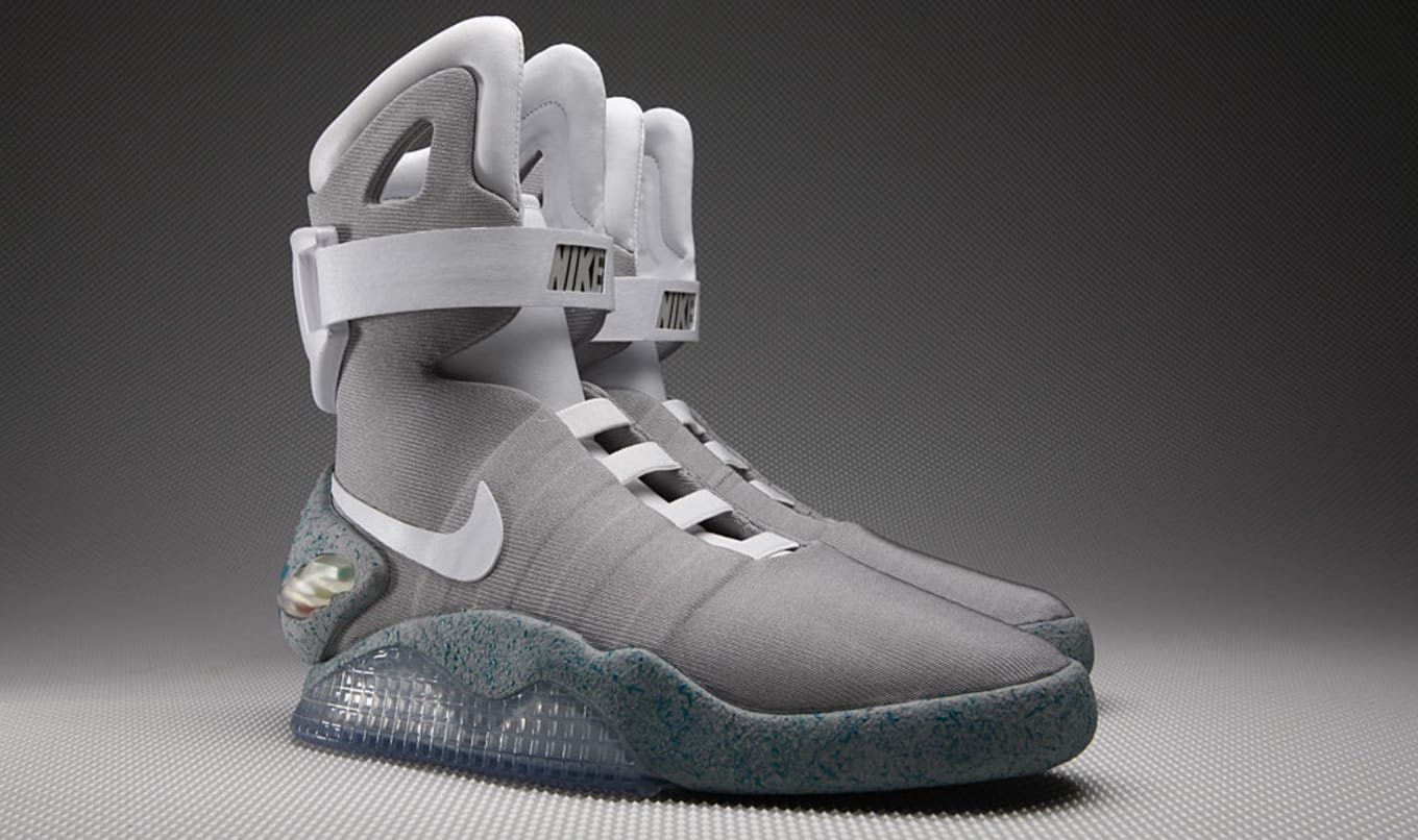 The shoe s construction was inspired by Tinker s vision of how sneakers  would be made in the future. bfb081420