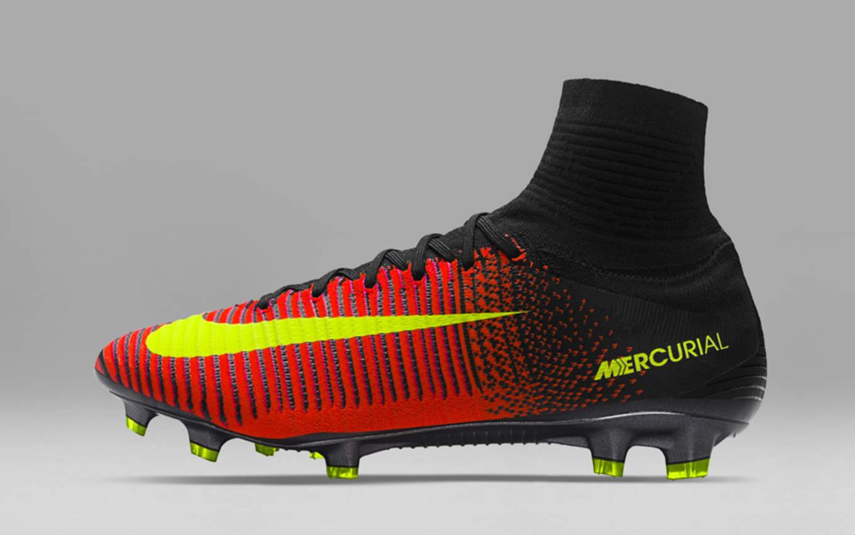 9fe469e59 Image via Nike. The Nike Mercurial football boot ...