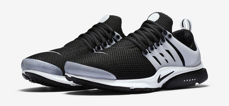 innovative design df7ca 1aedd Nike Air Presto Black White