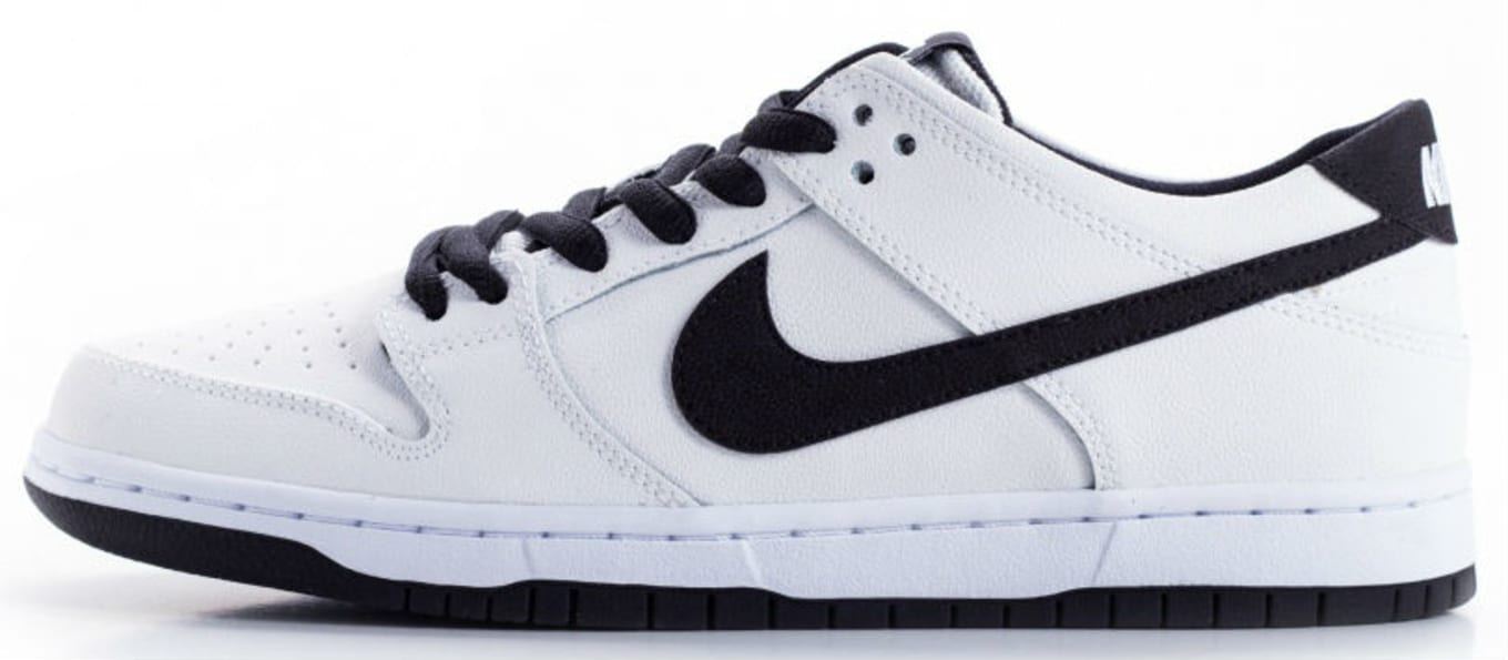 wholesale dealer d5648 58840 Nike SB Dunk Low Ishod Wair White Black (1)