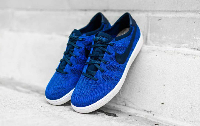 info for 9e284 d0dd3 Nike Tennis Classic Ultra Flyknit Racer Blue (1)