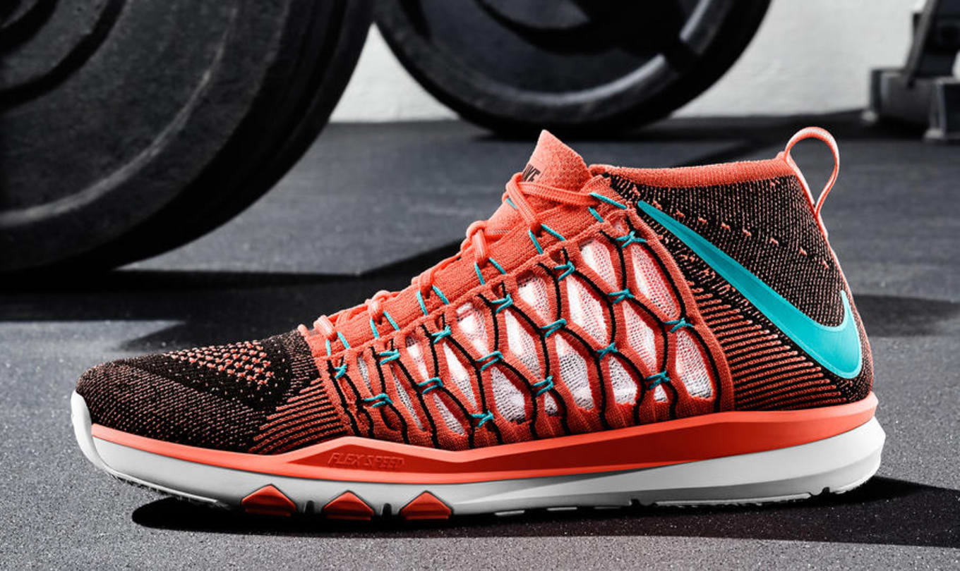 outlet store c2287 a209b Meet the Trainer Ultrafast Flyknit.