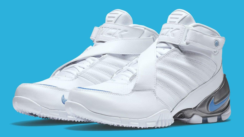 Nike Zoom Vick 3 White University Blue (1) 889bfc343f0ed