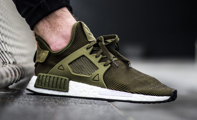 Adidas Originals NMD R1 Army Green Mens S81530