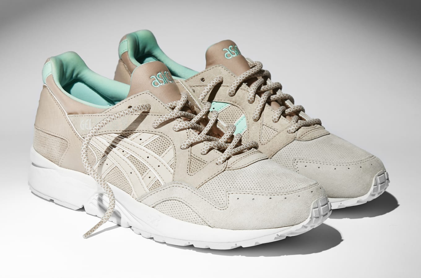 a5926b0ea2b4 Sneaker Store Collaborates With Asics for 20th Anniversary Celebration.  Offspring redesigns the Gel Lyte V.
