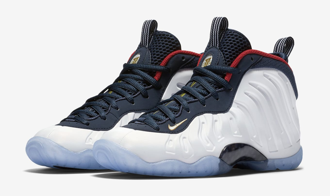 new arrival 02818 79332 Olympic Foamposites Released Early   Sole Collector
