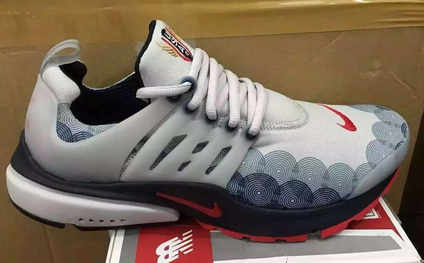 buy online 91c00 f7ede Olympic Nike Air Presto Retro