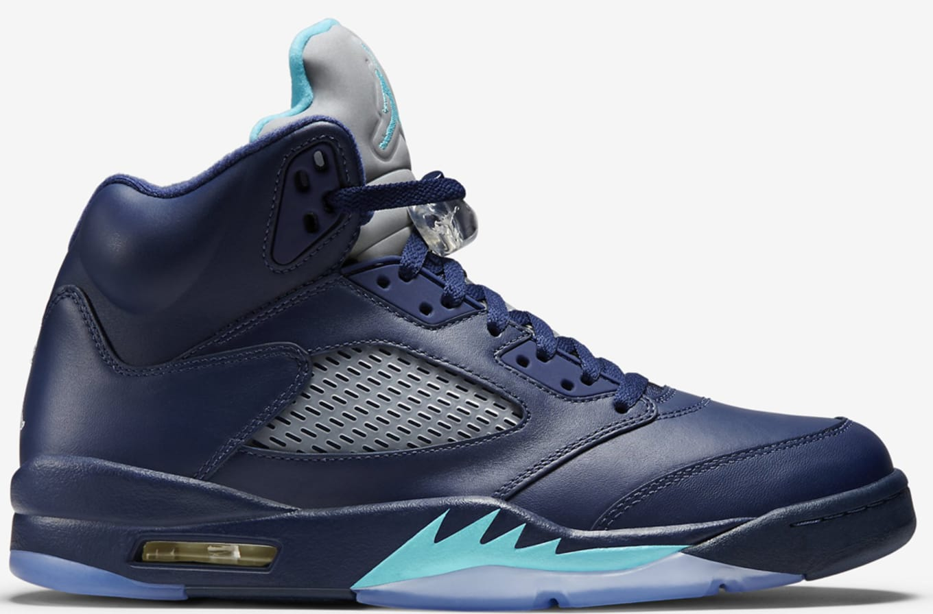 sale retailer 4e2fc ed8ba Air Jordan 5 Retro  Pre-Grape