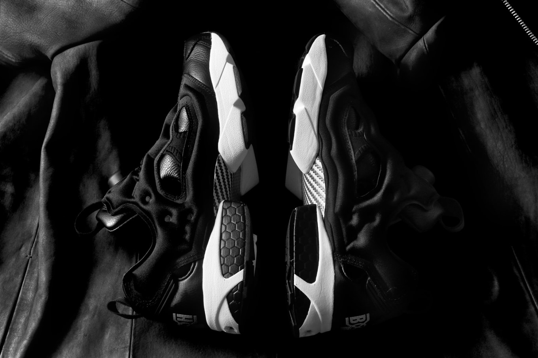finest selection b14b1 d4f5f Reebok Instapump Fury x ATMOS x Bounty Hunter x Packer Shoes