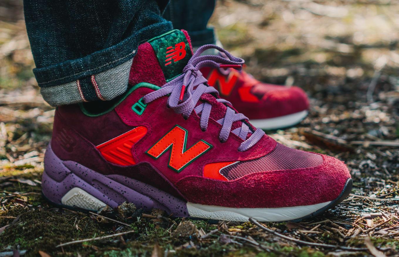 promo code 437f7 8b8ea New Balance 580 x Packer Shoes