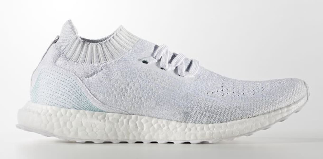 5949e2090edaf What s the next big thing on the horizon for the adidas Ultra Boost Uncaged   A collaborative version of the shoe with an environmentally friendly upper.