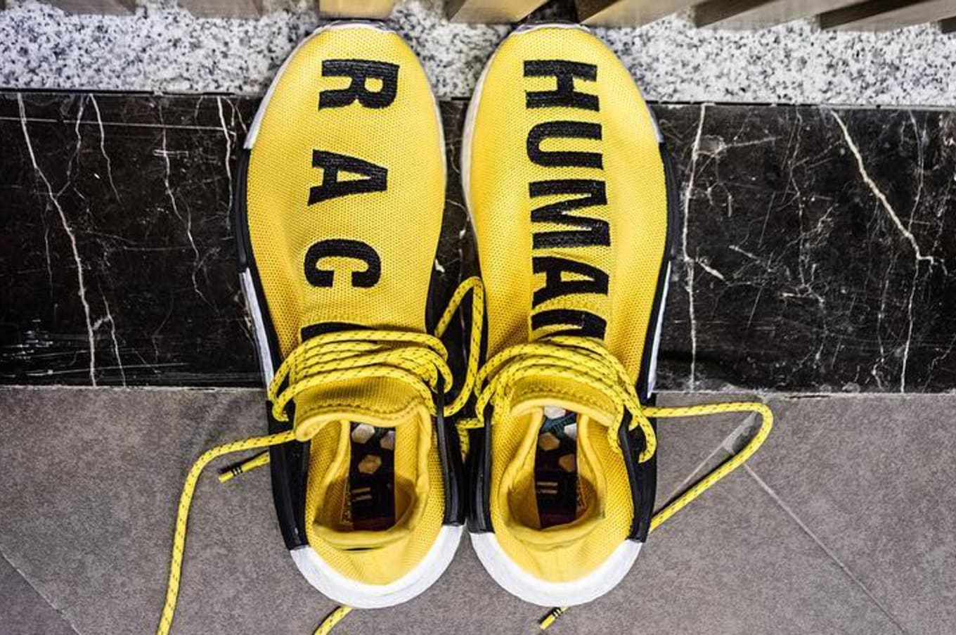 size 40 af772 cdafc Pharrell Adidas NMD Human Race Release Date | Sole Collector