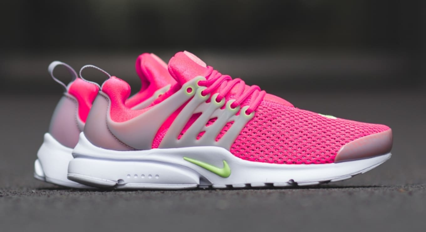 newest 4a6ec abc26 Pink Nike Air Presto | Sole Collector