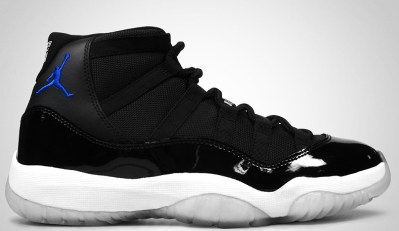 finest selection 900a3 80a33 Air Jordan 11 Retro Black Varsity Royal White
