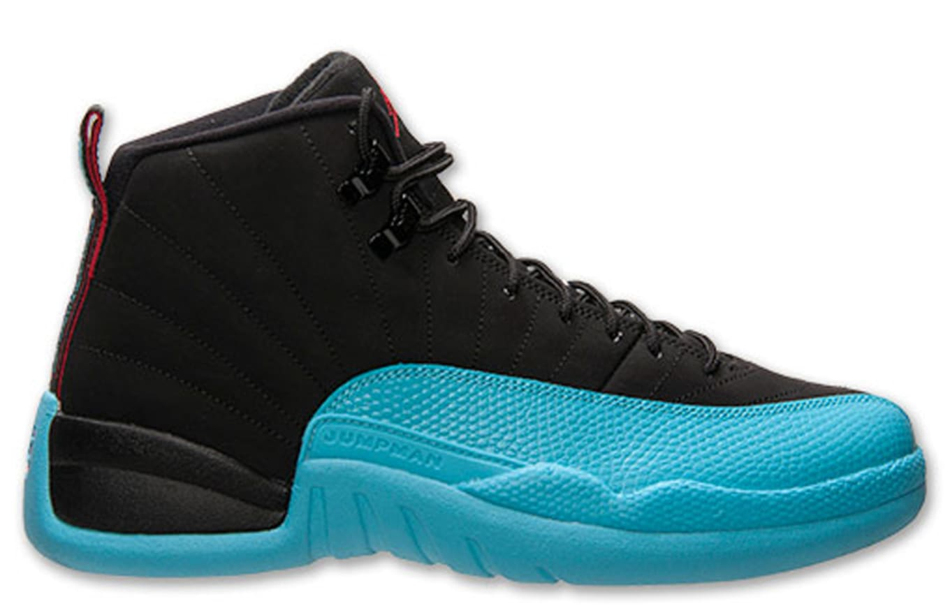 more photos 63878 901e9 Air Jordan 12 Retro  Gamma  130690-027. Black Gym Red-Gamma Blue