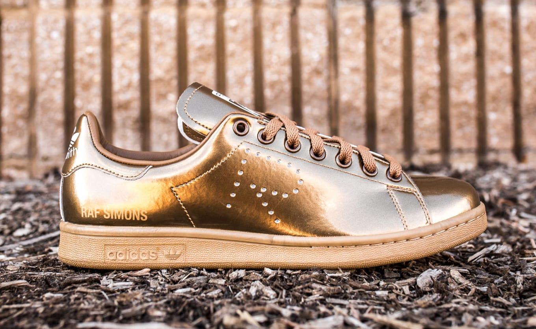 Raf Simons Adidas Stan Smith Copper | Sole Collector