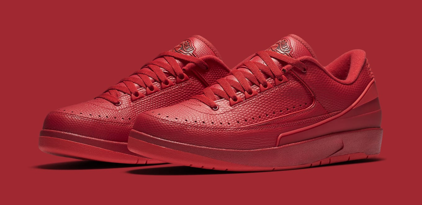 size 40 ce6ef 74576 Red Jordan 2 Low Release Date | Sole Collector