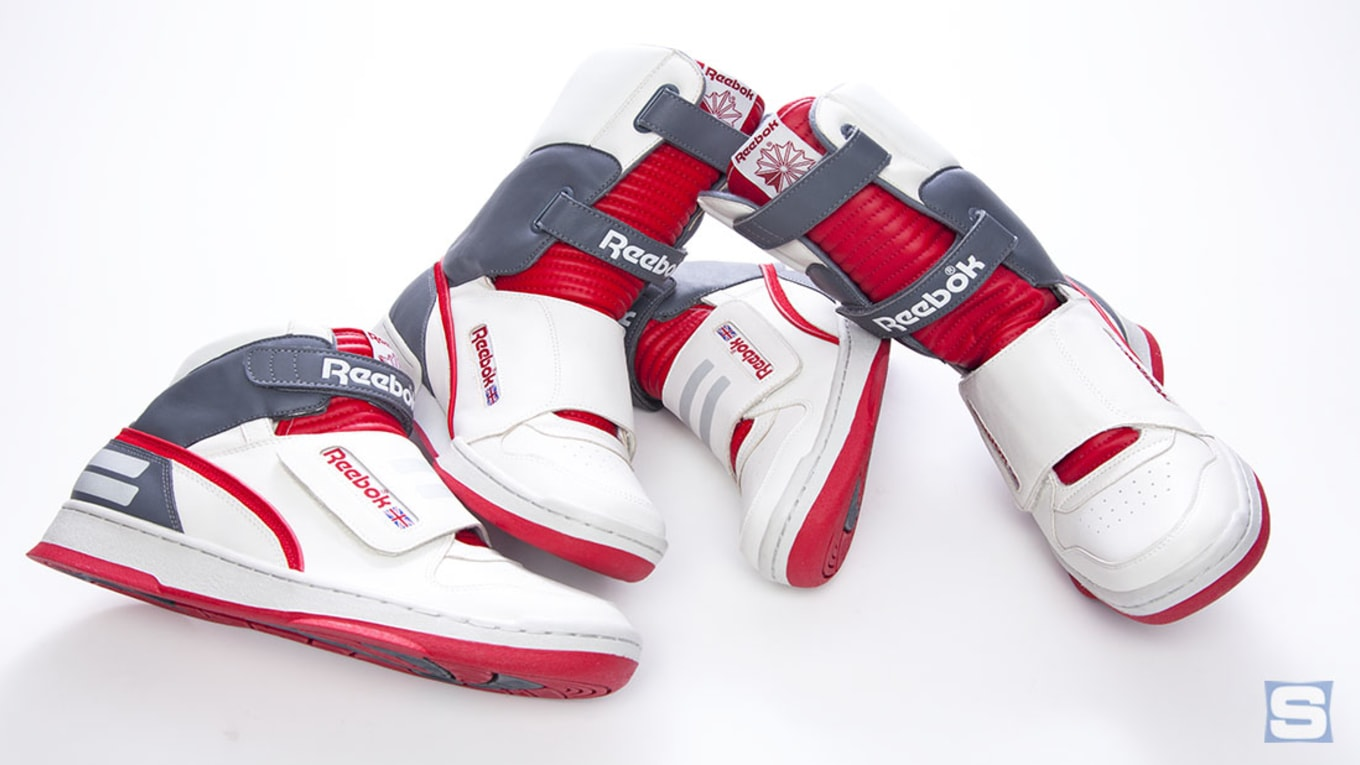 Reebok s Bringing Its Infamous
