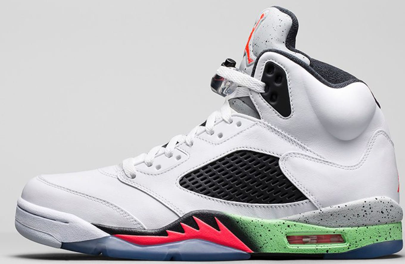 reputable site 6d936 cd37c Air Jordan 5 Retro  Pro Stars