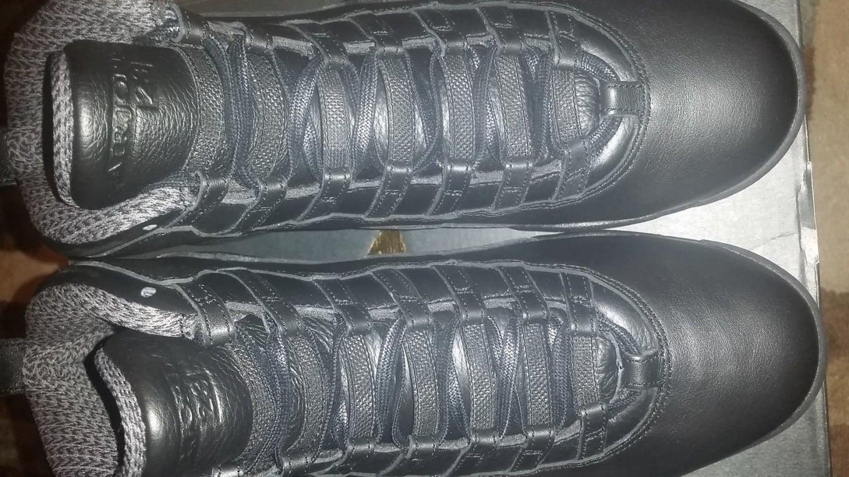 da7f570cea1609 Air Jordan 10 Sample