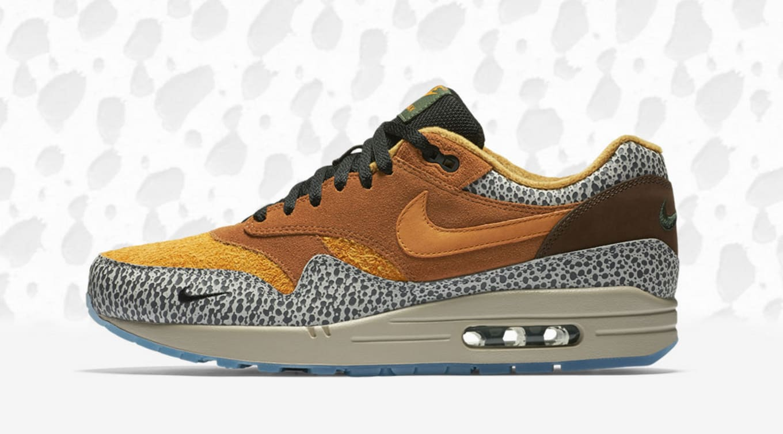 Safari Nike Air Max 1 2016 | Sole Collector