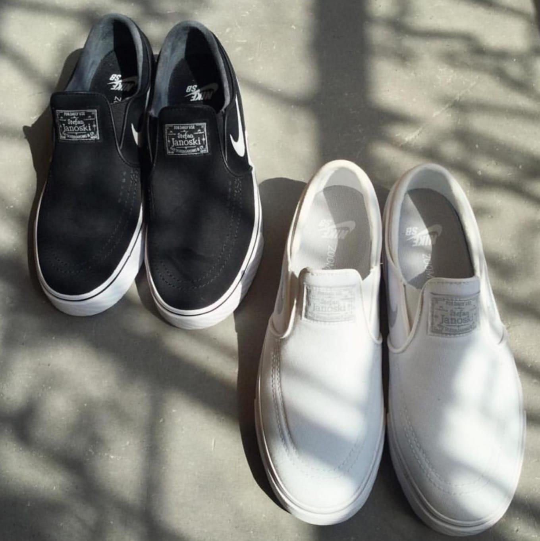 size 40 fea93 4edb3 Nike SB Janoski Slip-On