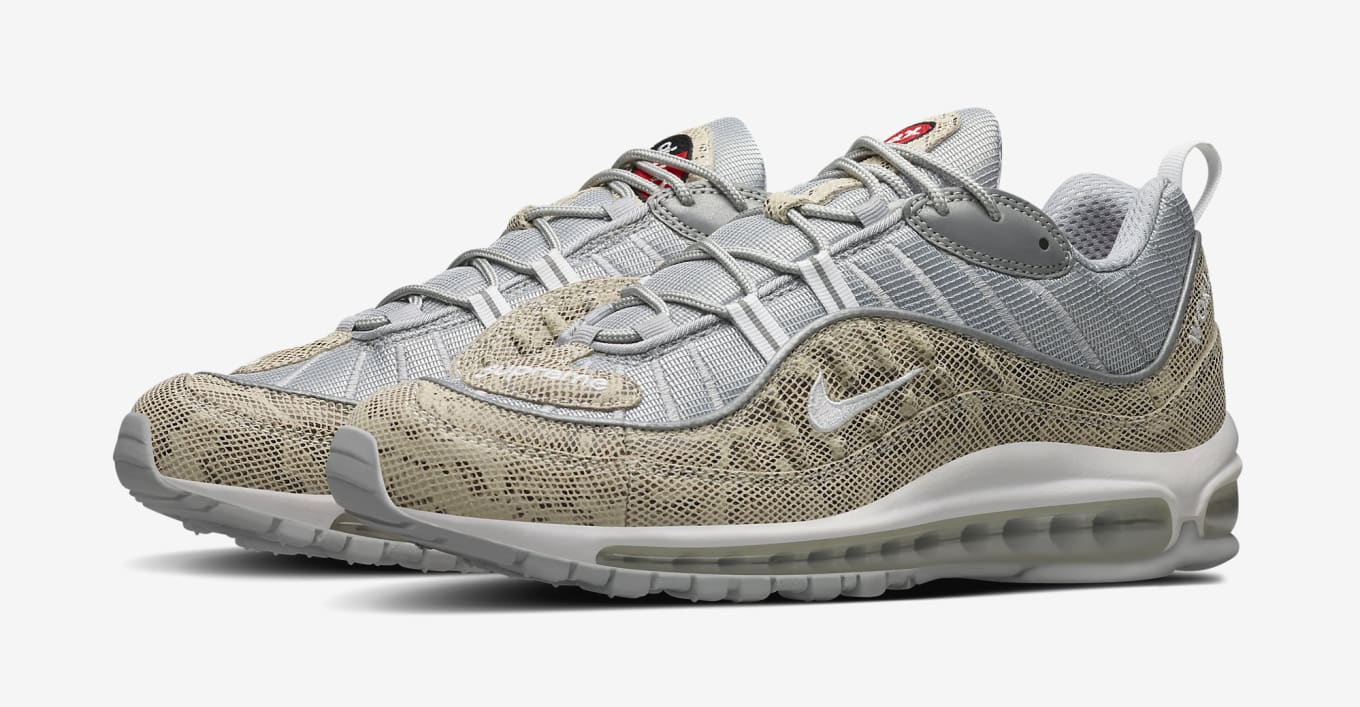 45dad602ba The Supreme x Nike Air Max 98 Pack is Dropping on NikeLab