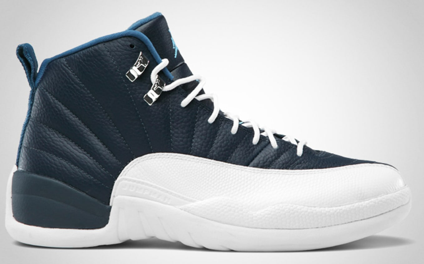 0b329e84940a Air Jordan 12 Retro  Obsidian  130690-410. Obsidian University Blue-White-French  Blue