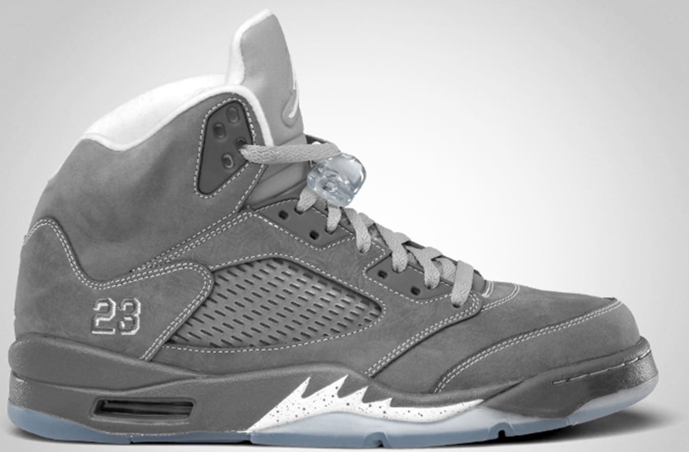 los angeles 5c809 9863f Air Jordan 5: The Definitive Guide to Colorways | Sole Collector