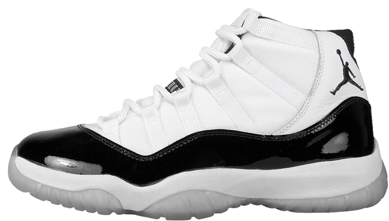 quality design 18288 83f58 Air Jordan 11 Retro White Black Dark Concord