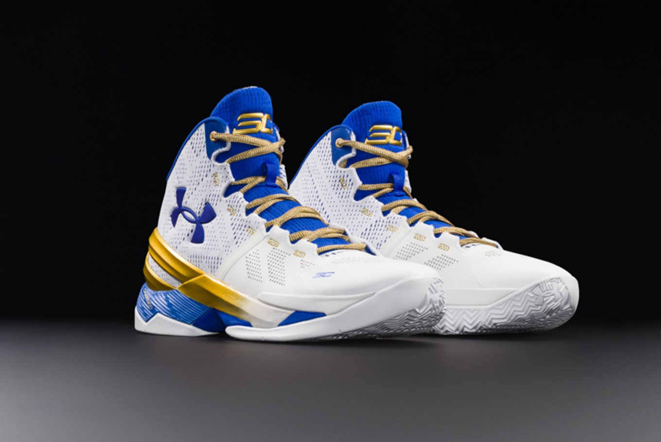 80400cfa Under Armour Curry Two 'Gold Rings' Release Information | Sole Collector