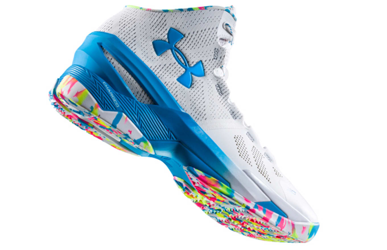 low priced 4c5a2 0f94b Under Armour Curry 2 'Surprise Party' | Sole Collector