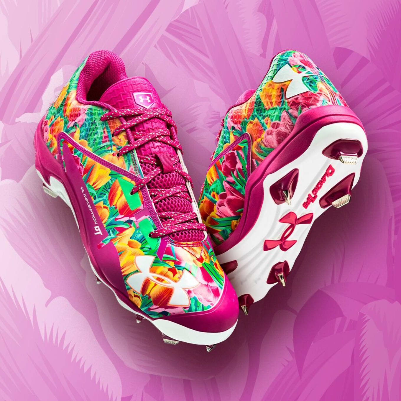 b2b6be1d45f4 Under Armour Deception DT Mother's Day Cleats | Sole Collector