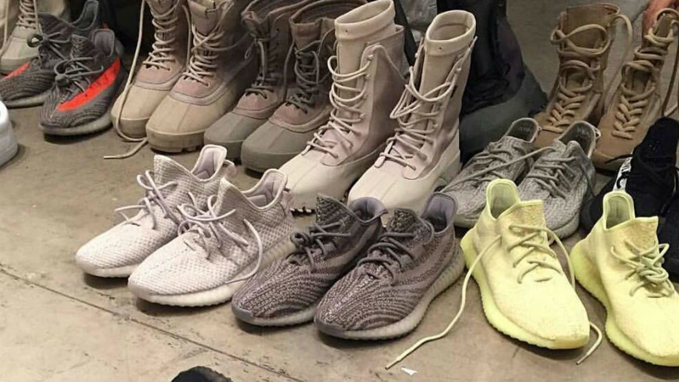 77b91c5f6 12 adidas Yeezy Boosts That Haven t Released Yet