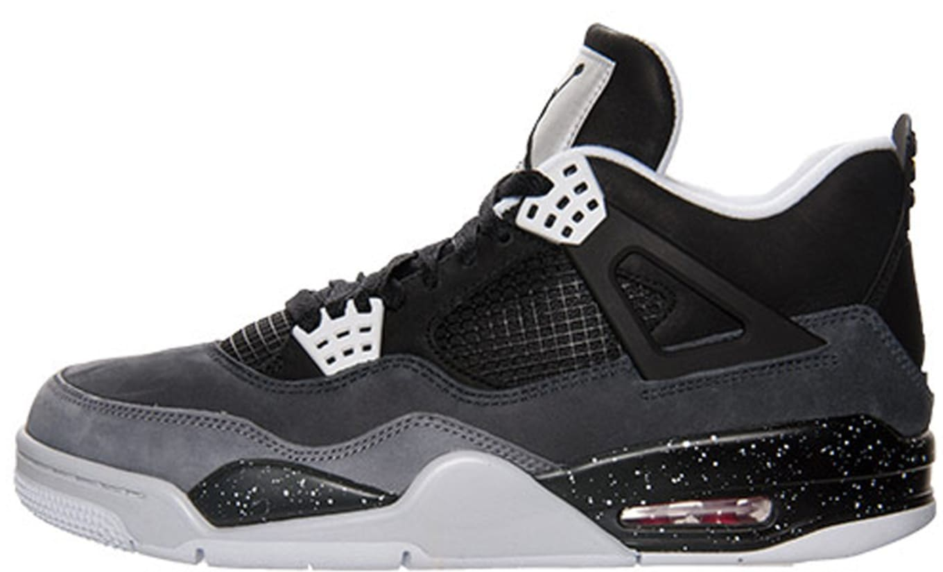 pretty nice cbf57 10c8b Air Jordan 4 Retro  Fear