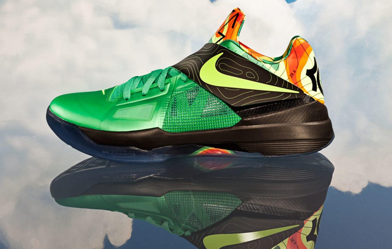 pretty nice c99b4 f7ece Nike Zoom KD 4 Weatherman