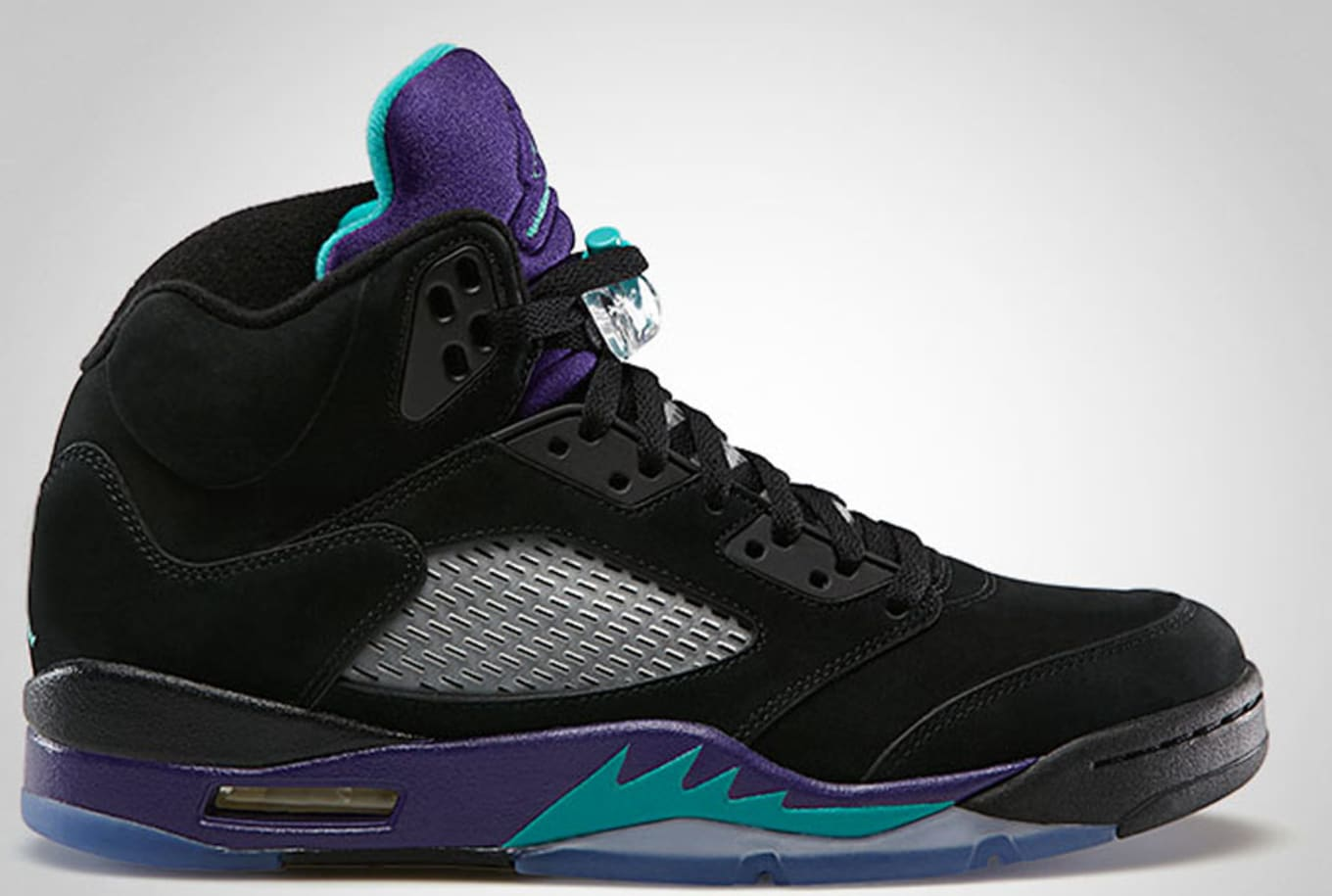 premium selection 1905e 597c6 Air Jordan 5 Retro  Black Grape