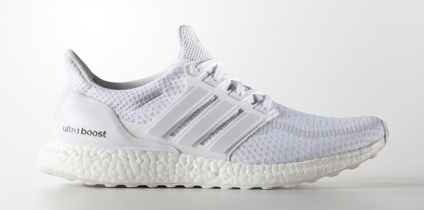 designer fashion c1225 c47b9 These Adidas Ultra Boosts Are Restocking. Three colorways of the runner are  coming back at Champs.