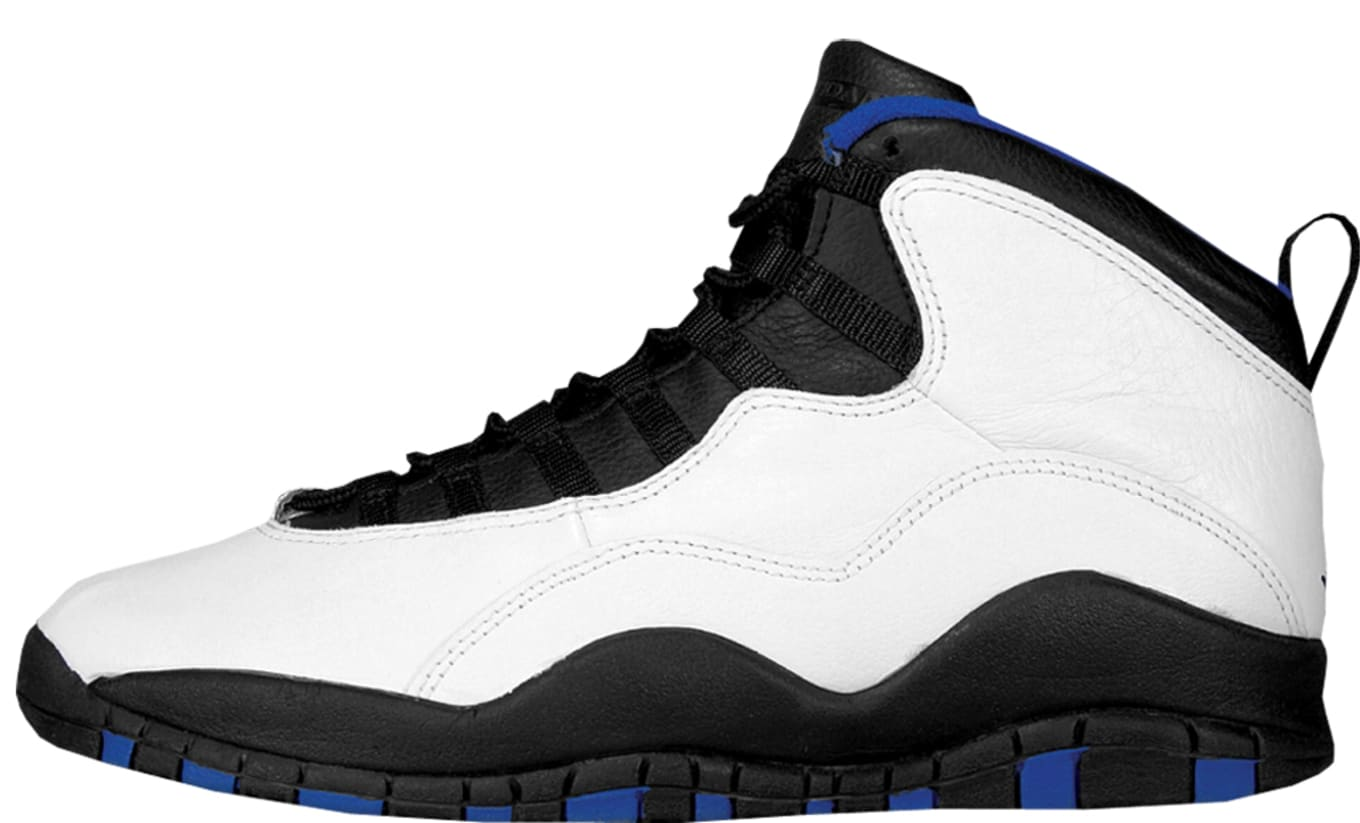 Air Jordan 10  The Definitive Guide to Colorways  bdbbaee4fae8