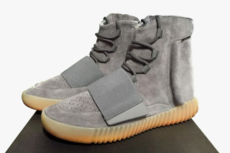 ee2e9ddf39e Adidas Yeezy 750 Boost Light Grey Gum Release Date
