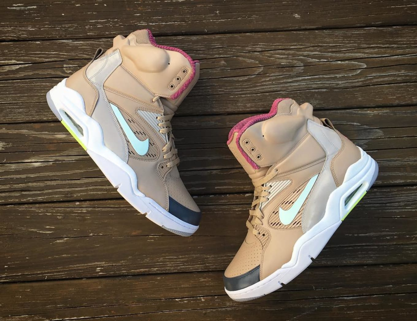 nike air command force custom