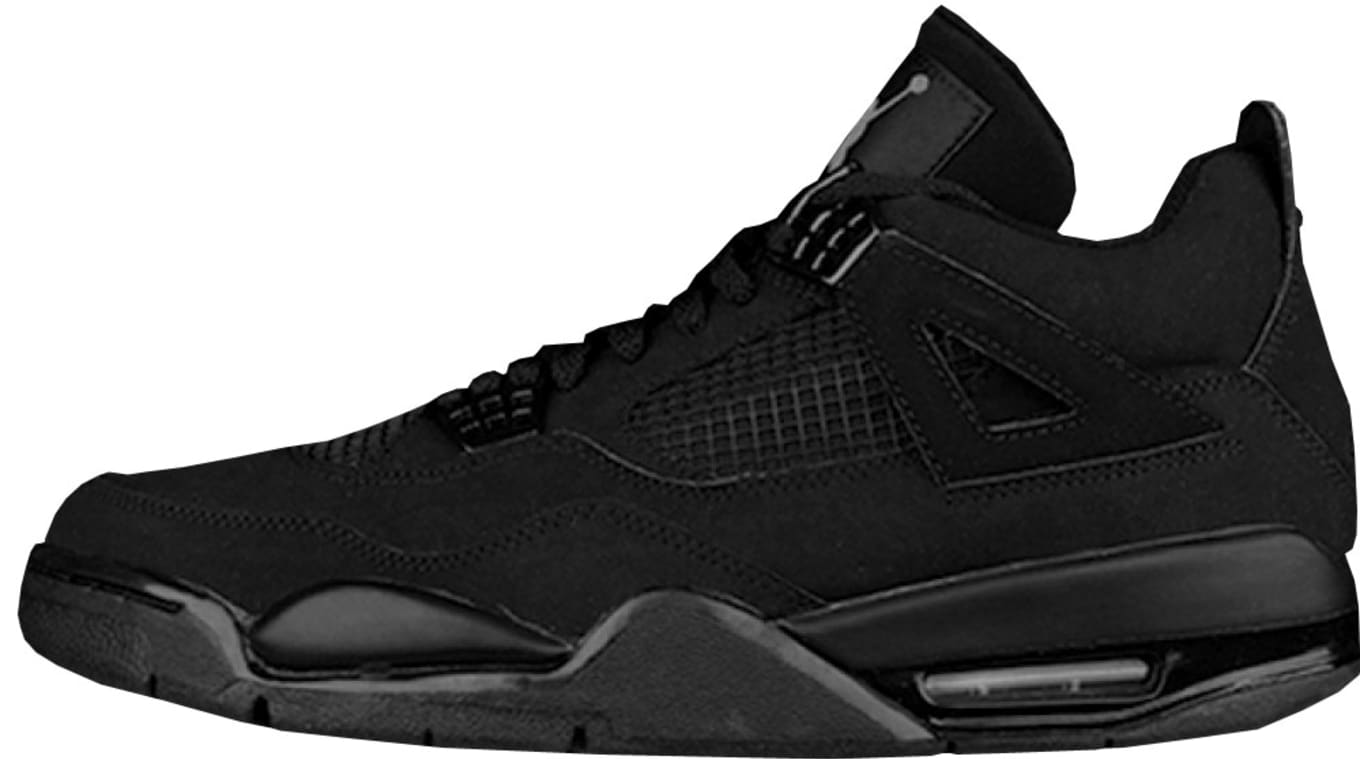 the latest 6fb51 e14ef Air Jordan 4 Retro  Black Cat