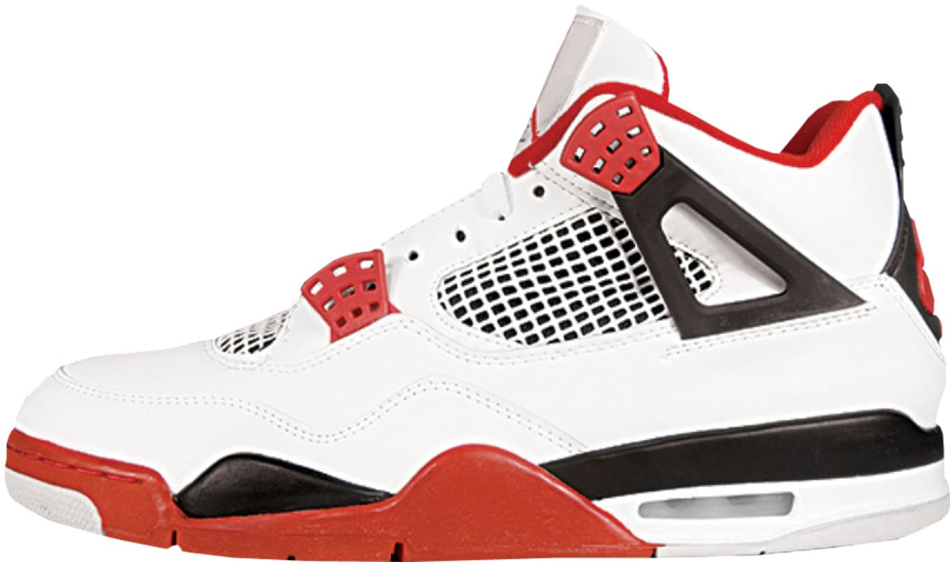 check out 47977 07191 Air Jordan 4  Fire Red