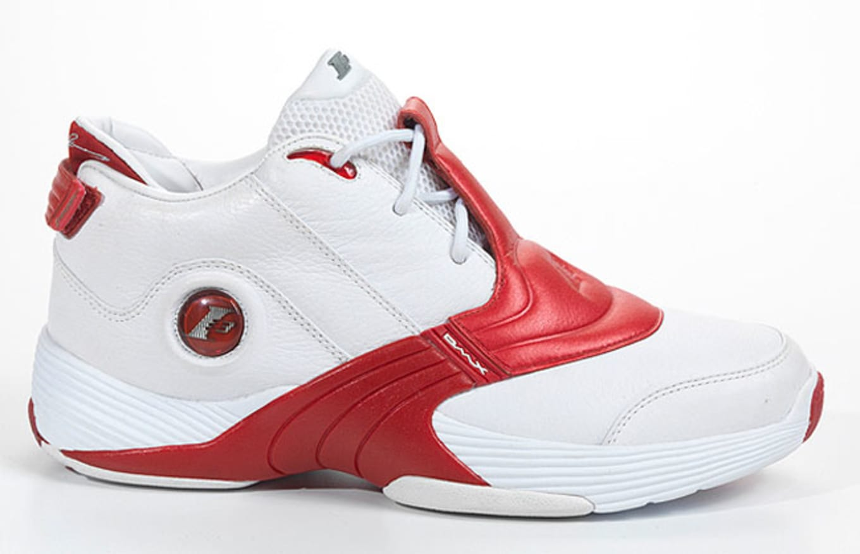 ea20a661613 History Allen Iverson Reebok Signature Sneaker Line