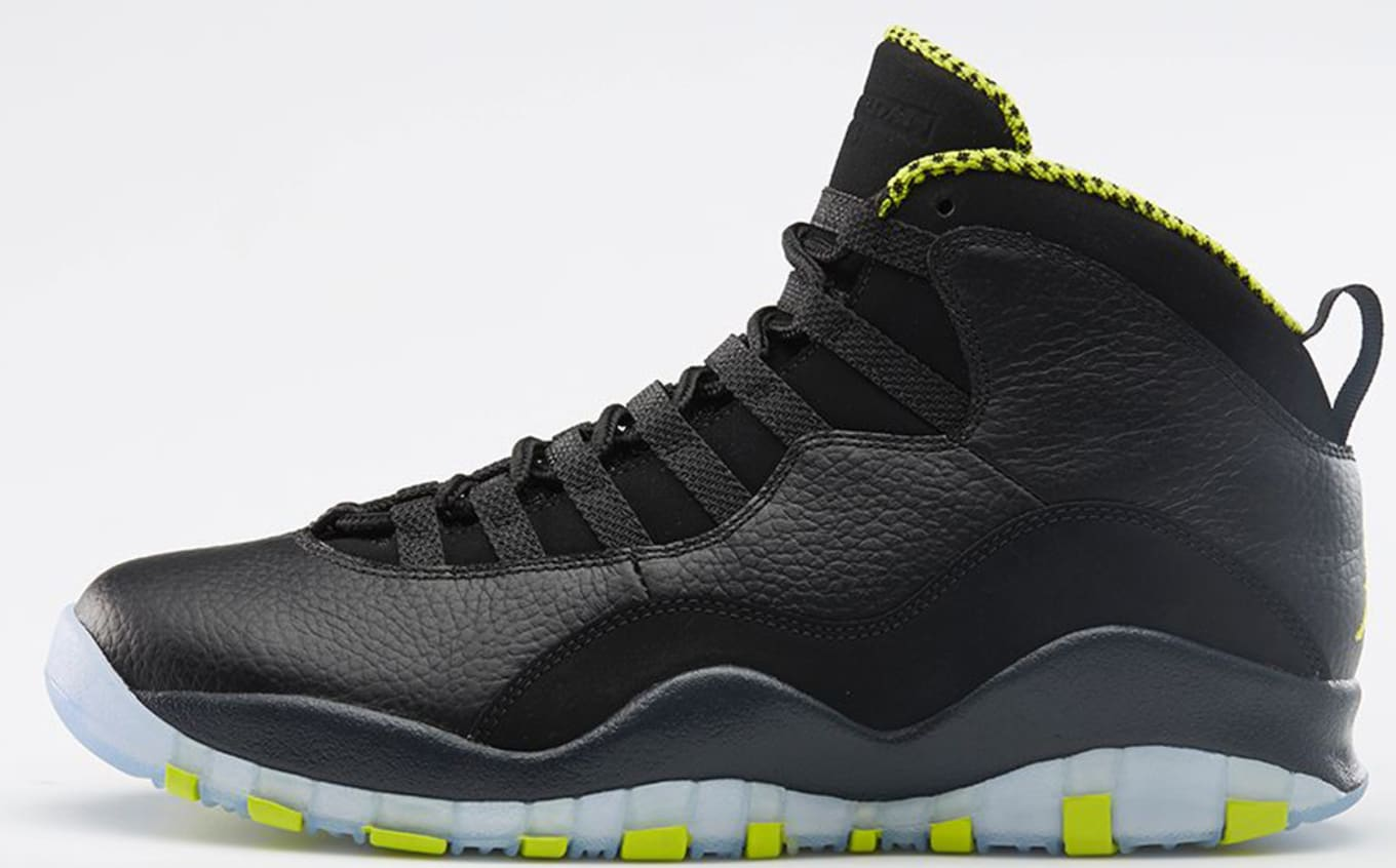 check out 34872 4b04c ... new zealand air jordan 10 retro venom green a5410 bd3c2