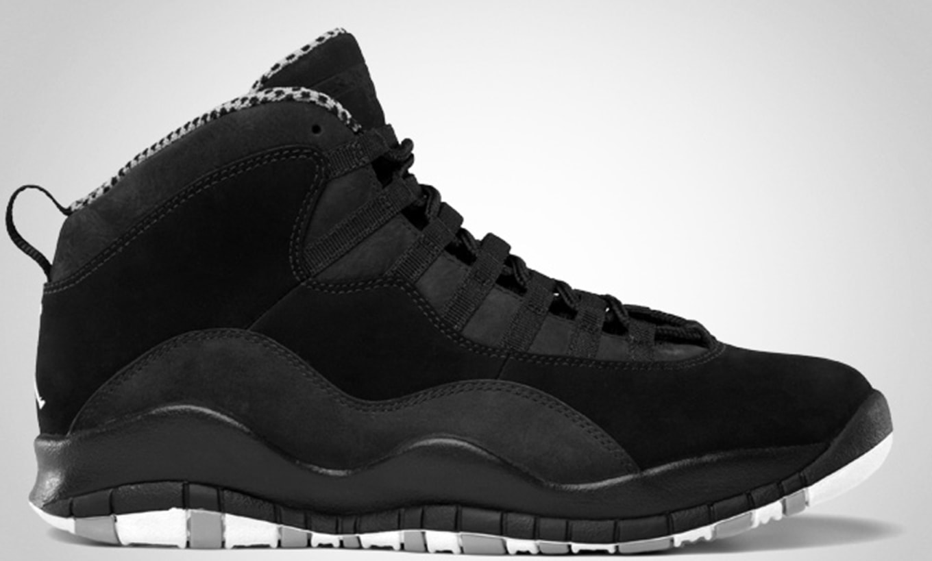 innovative design 3f600 d59c1 Air Jordan 10 Retro  Stealth